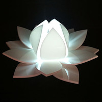 Lotus Flower Colour Changing LED With Sensor