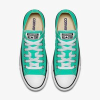 Converse Chuck Taylor All Star Shoes in Menta Green 155737F