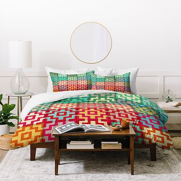 Sharon Turner Marrakech Duvet Cover