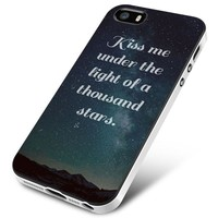 Ed Sheeran Thinking Out Loud Lyric iPhone 5 | 5S | 5SE Case Planetscase.com