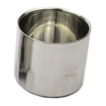 Anti-scald Stainless Steel Small Straight Cup 120mL
