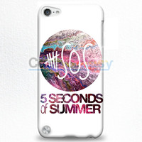 5 Second Of Summer Collage iPod Touch 5 Case | casefantasy