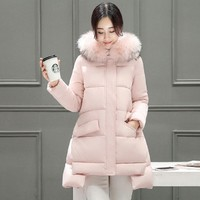 2017 Winter women's jacket Maternity down Jacket Pregnant clothing outerwear parkas winter clothing women's down jacket 16869