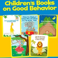 The Safari Children's Books on Good Behavior: Anthology No.1