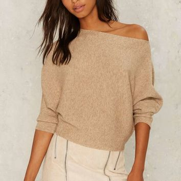 Chai Oversized Sweater