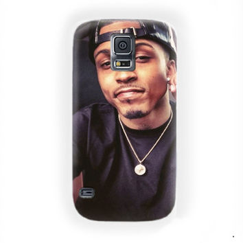 August Alsina R&B Music  For Samsung Galaxy S5 Case