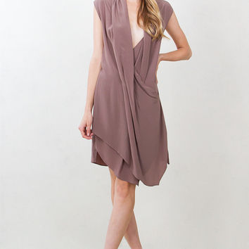 Women's Taupe Of The World Dress