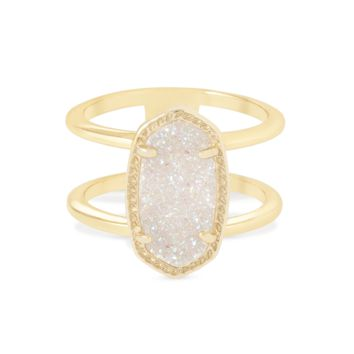 Kendra Scott Elyse Double Band Ring