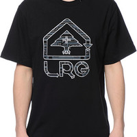 LRG King Tshaka Black Tee Shirt