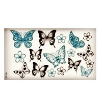 Tattoo Sticker Temporary Waterproof  butterfly