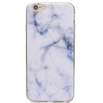 Natural Marble Grain iPhone 7 7Plus & iPhone 6s 6 Plus Case Gift-129