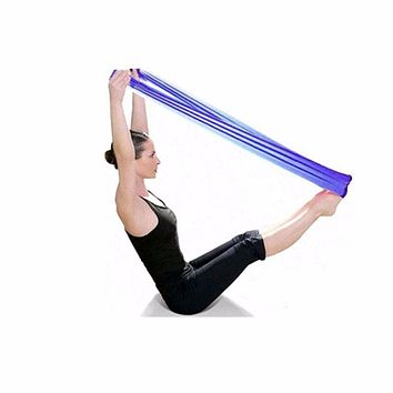 Exercise Stretch Tensile Elastic Band