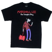 Marshall Lee - Adventure Time T-shirt - MyTeeSpot - Your T-shirt Store