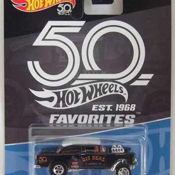 2018 Hot Wheels Toys R Us Kroger Exclusive 1955 Chevy Bel Air Gasser
