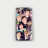 Evan Peters phone case from bluemoonsco