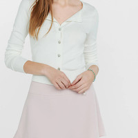 High Waisted A-line Skort from EXPRESS
