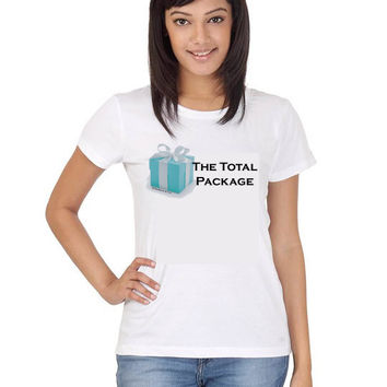 Tiffany Inspired Total Package T-shirt (14-008)