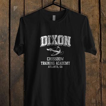 Daryl DIXON Crossbow Training new T Shirt Mens T Shirt and Womens T Shirt *
