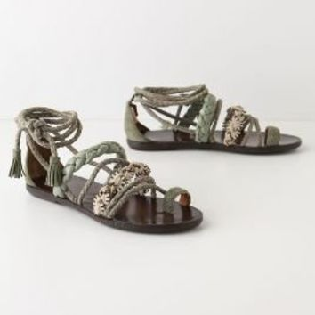 Weaver Finch Sandals-Anthropologie.com