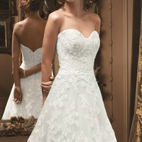 Casablanca Bridal 2127 Dress