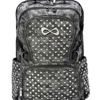 Nfinity Classic Studded Camo Backpack | Cheer Backpacks | Team Cheer