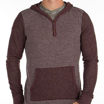 Threads 4 Thought Thermal Henley Hoodie