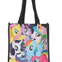 My Little Pony Group Small Shopping Tote - 646976