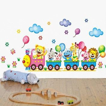 Best Train Nursery Products on Wanelo