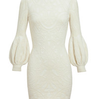 ALEXANDER MCQUEEN | Chenille Knit Dress | Browns fashion & designer clothes & clothing