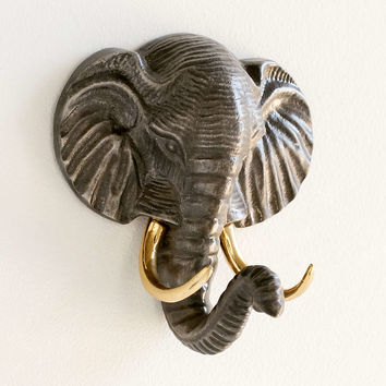 Magical Thinking Elephant Wall Sculpture - Urban Outfitters