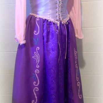 Custom Princess Cosplay Or Renaissance Costume by SewMoochieMarie