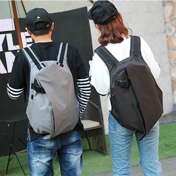 MOLAVE Backpacks new high quality Unisex Multi-functional Laptop High-capacity Backpack with USB backpack women mar22