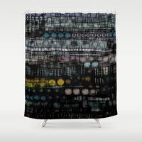 :: Sleep Study :: Shower Curtain by :: GaleStorm Artworks ::