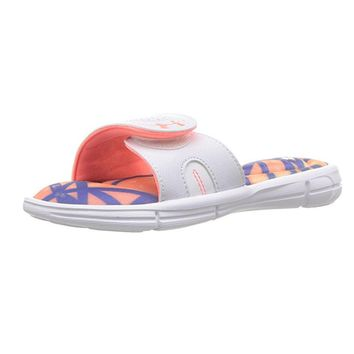 Under Armour Girl's Ignite Diverge VIII Slide Sandals