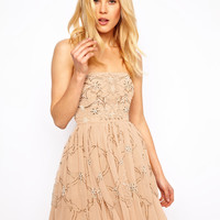 Needle & Thread Ornate Prom Dress