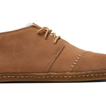 TOMS - Women's Classics Toffee Suede Faux Shearling Boots