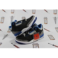 Whosale Online Air Jordan 3 Retro Sport Blue