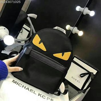 Fendi Backpack Travel Bag