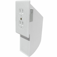 Evelots® Hidden Wall Safe Diversion Safe Outlet Safe, Hide Valuables, Cash