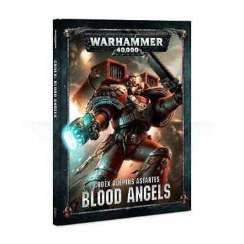 Codex Adeptus Astartes Blood Angels Warhammer 40k Games Workshop