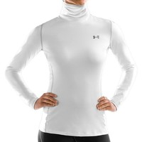 Under Armour Women's ColdGear® Fitted Turtleneck