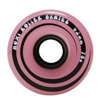 Moxi Roller Skates Juicy Wheels,Pink Frost,One Size