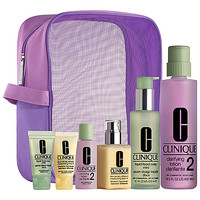 CLINIQUE Great Skin Home & Away for Drier Skins