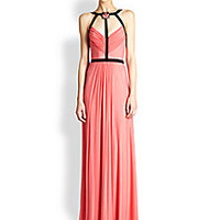ALON LIVNE - Stella Caged Tulle Gown - Saks Fifth Avenue Mobile