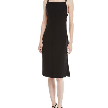 Rag & Bone Denton Strappy Low-Back Sleeveless Dress