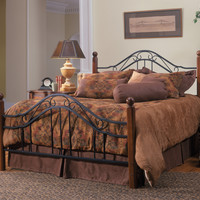 Hillsdale Madison Bed Set - Queen - Rails not included