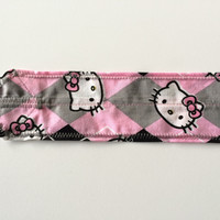 Hello Kitty Workout Wrist Wraps from Atlas Power Wraps