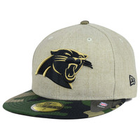 Carolina Panthers NFL Oatwood 59FIFTY Cap