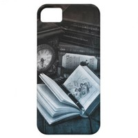 The Book Girl iPhone 5 Cover from Zazzle.com