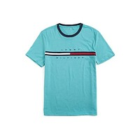 Tommy Logo Tee | Tommy Hilfiger USA